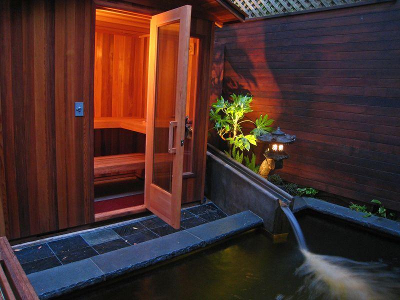 Finlandia Dry Sauna | Ponds backyard, Koi pond backyard ...