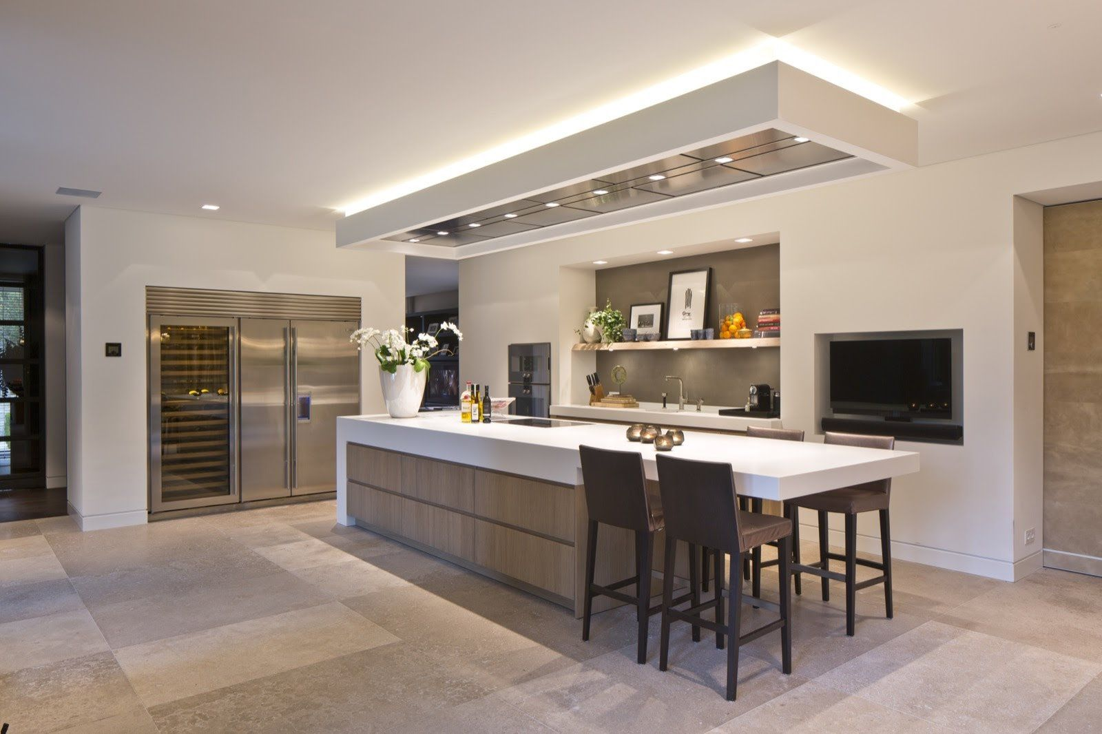 Van boven keukens keuken pinterest kitchens condo design and
