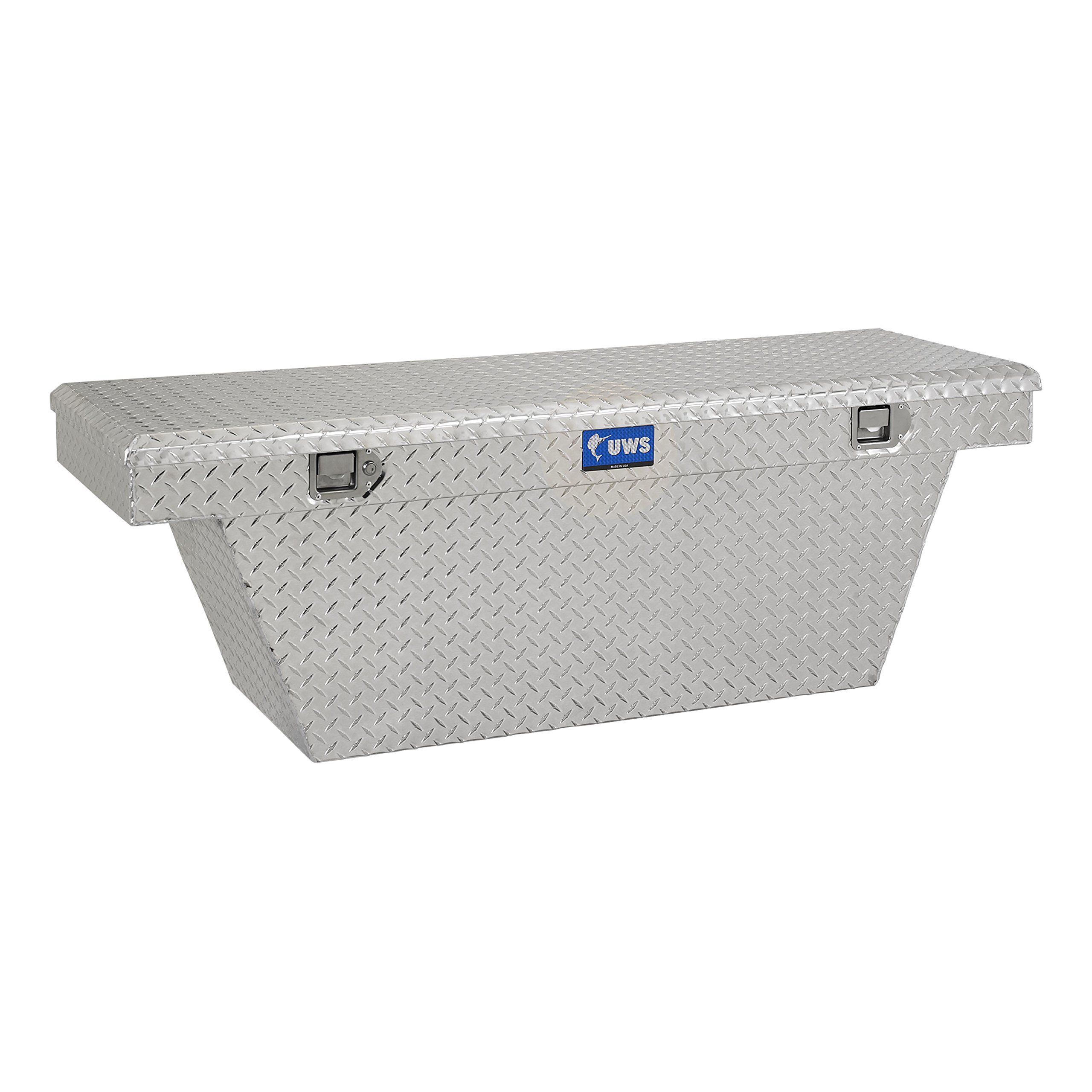 UWS EC Deep Angled Crossover Truck Tool Box For more