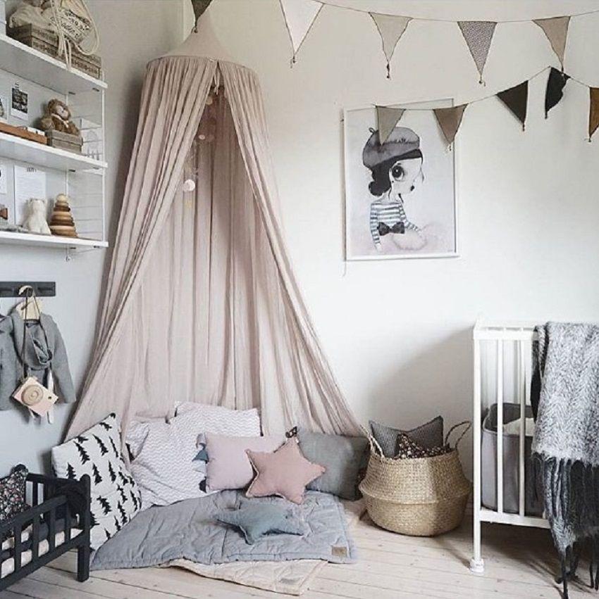 chambre dome lit rideau lit rideau