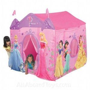 cheap for discount 25dfc ca630 Play Castles for Girls | Disney Princess Mega Castle Playhut ...