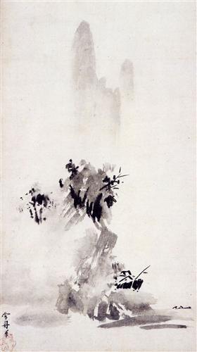 Haboku sansui - Sesshū Tōyō