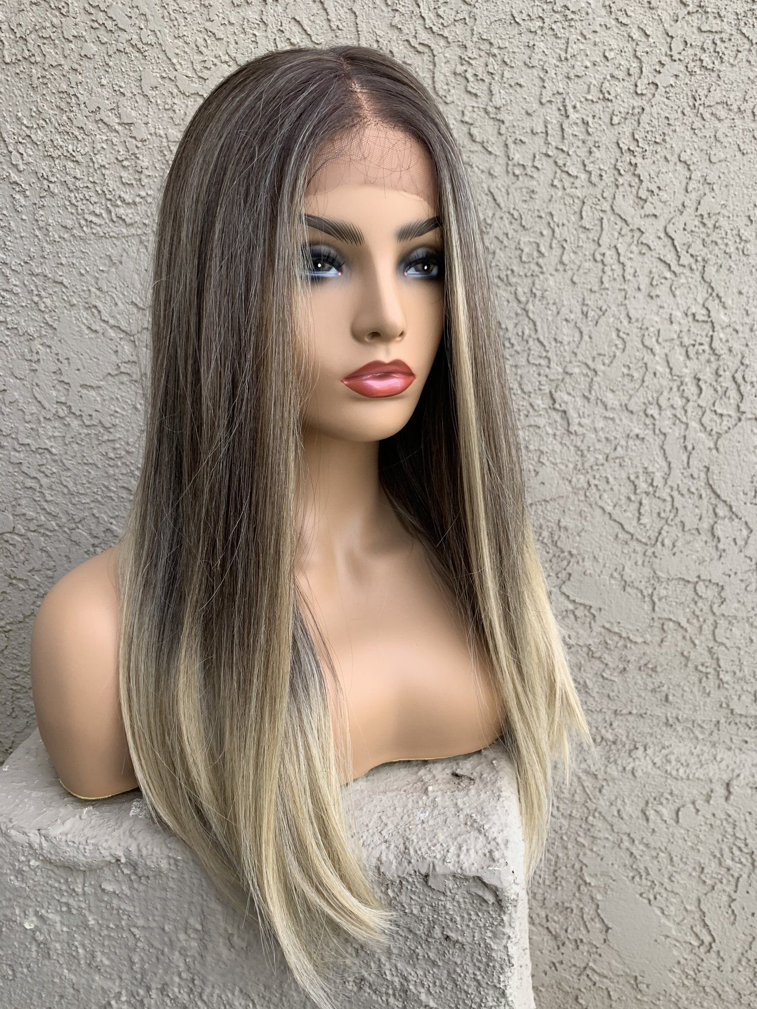 Skyview Lace Front Wig #howtoapplybling