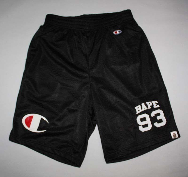 bape champion shorts