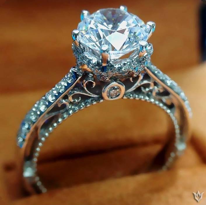 demande de mariage bague argent