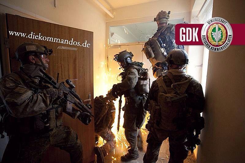 Kommando Spezialkräfte KSK (German Army SF)