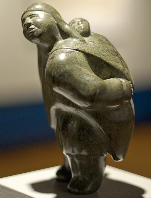 Inuit carvings part of new arctic museum exhibition