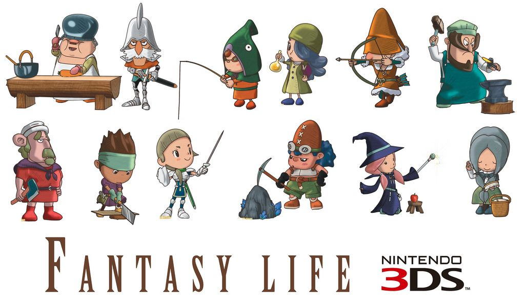 Fastest Method to Grind to Level 200 in Fantasy Life
