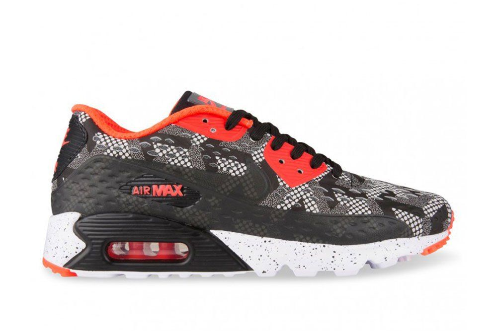 Nike Celebrates the Air Max 90 s 25th Anniversary With New Striking  Colorways e3c4517f6634