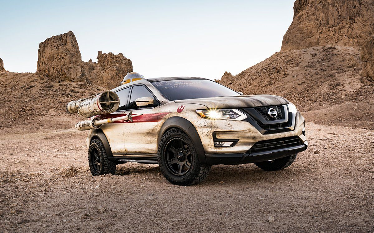 2017 nissan rogue one star wars limited edition in magnetic black nissan usa cool pinterest nissan rogue rogues and nissan