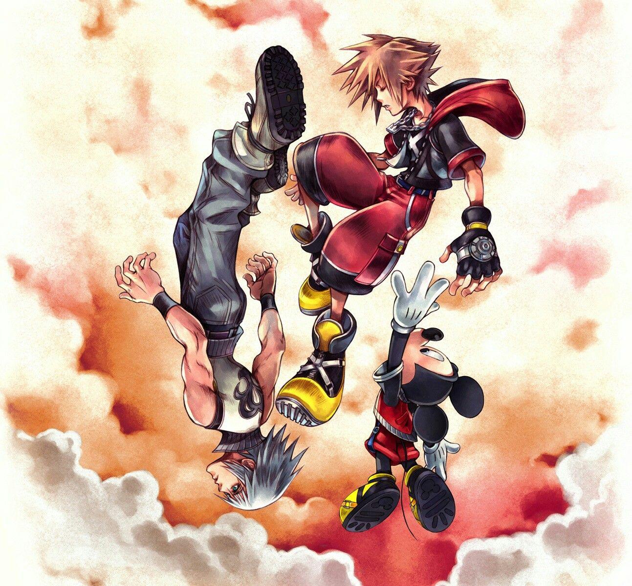 Dream Drop Distance Kingdom Hearts Kingdom hearts