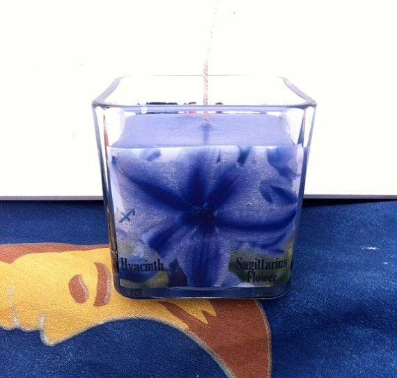 Sagittarius Flower Hyacinth Astrology by IstarAndFlameCandles
