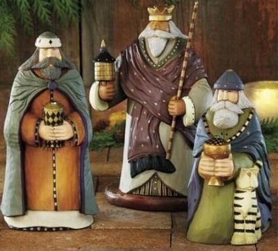 Williraye Studio O Holy Night 3 Wisemen Kings Nativity WW2533 Retired | eBay (With images ...