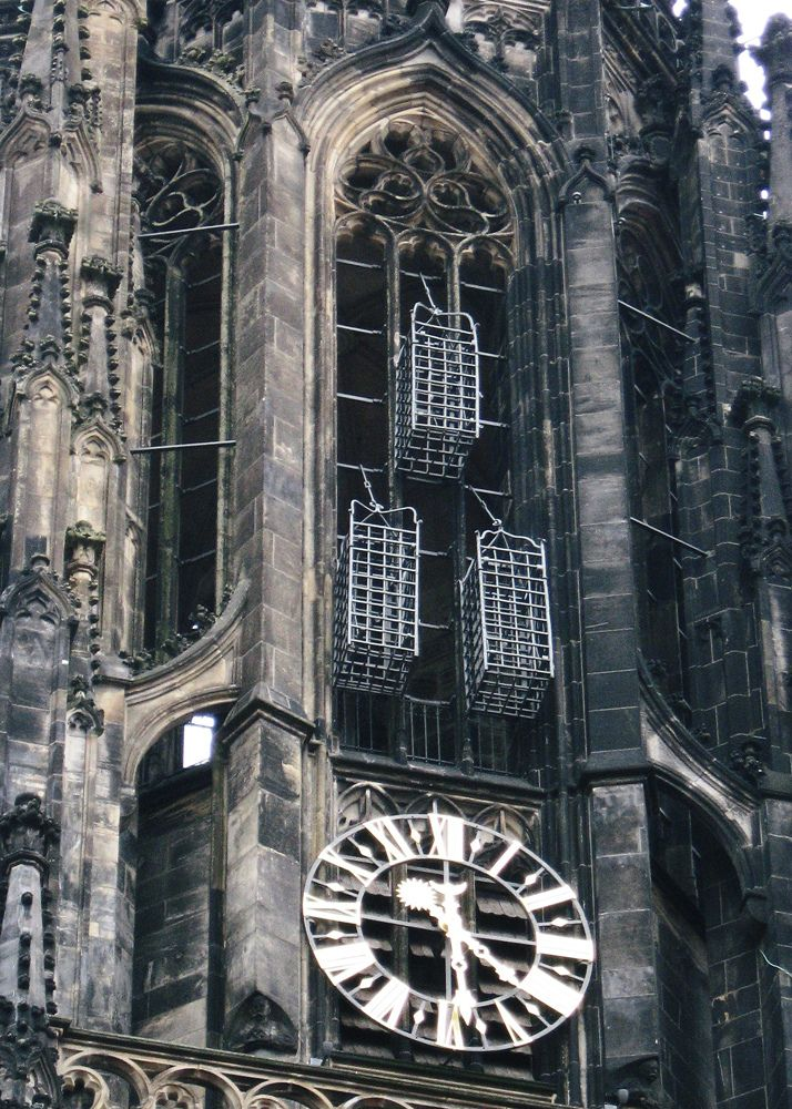 Artifacts R Artefactporn Muenster Church Germany