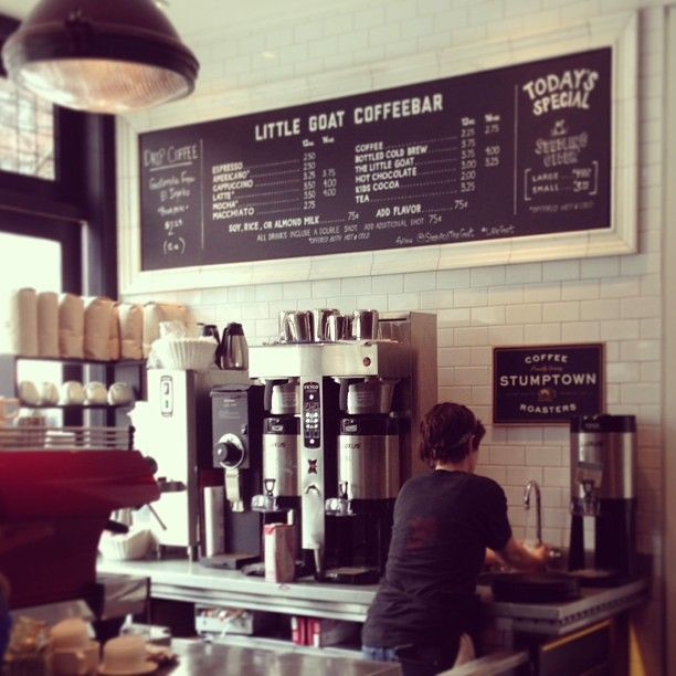 The Great Chicago Food Tour Chicago Coffee Shops Coffee Shop Coffee Shop Design