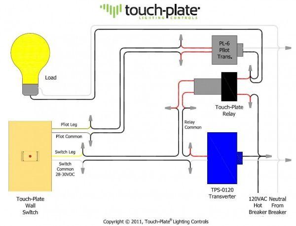 touch plate relay wiring diagram diagram diagram, plates, wire 68 Camaro Dash Wiring Diagram