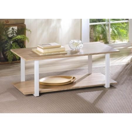 CONTEMPORARY COTTAGE COFFEE TABLE Contemporary CottageFurniture DecorWhite