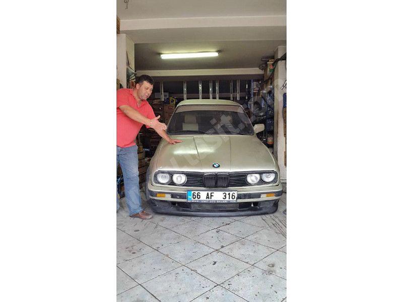 Bmw 3 Serisi 316 316 E30 Satılık Bmw Bakımlı Sıfır Motor 0537 257