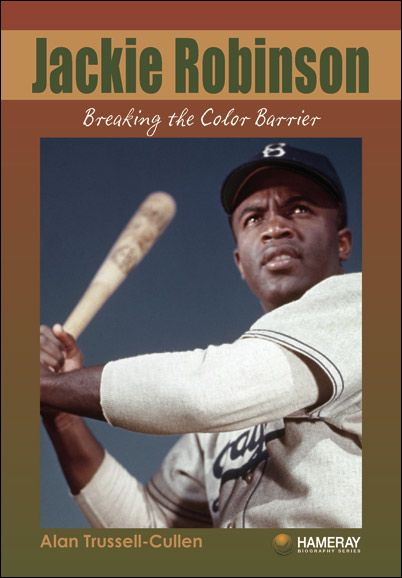 jackie robinson breaks the color barrier in american baseball Before integrating major league baseball, jackie robinson had to prove   history: jackie robinson breaks the 'minor league' color barrier.