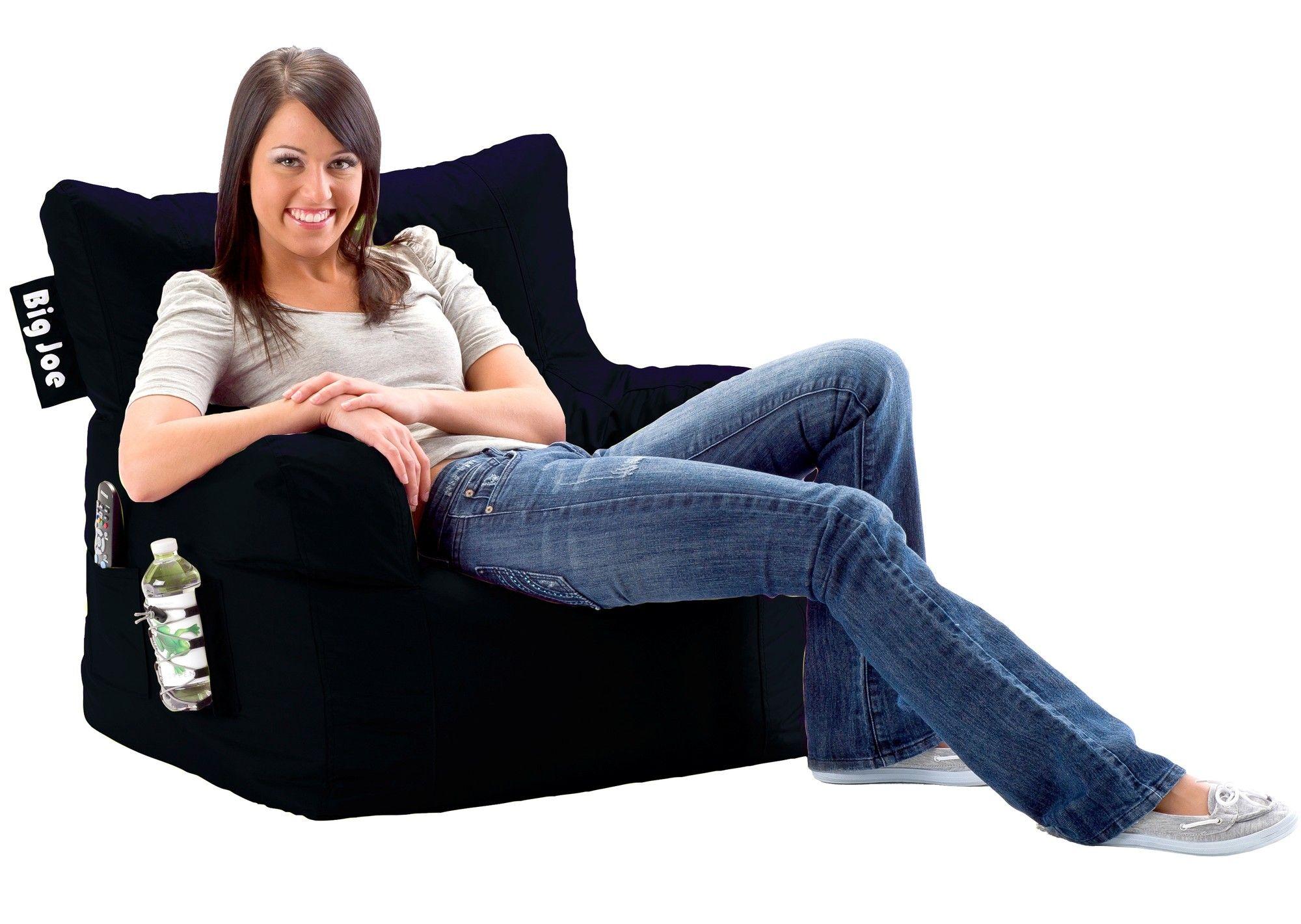 Standard Bean Bag Chair & Lounger (With images) Bean bag