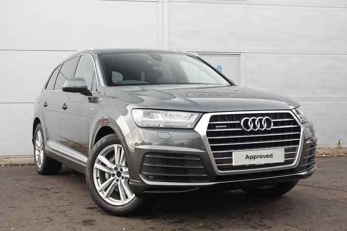 Used Audi Vehicles For Sale At Crewe Audi Used Audi Audi Audi Dealership