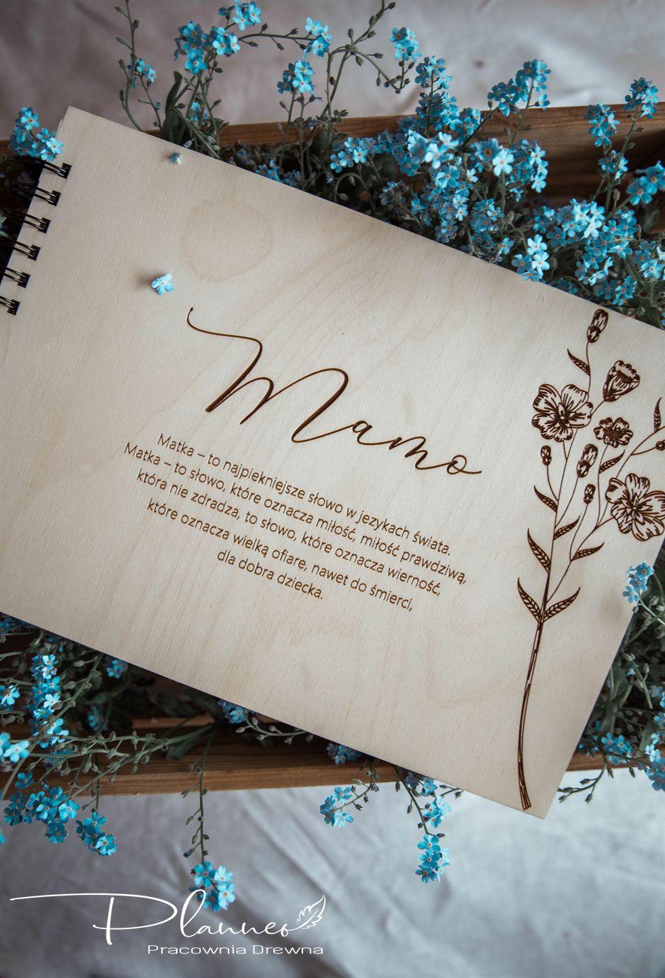 Album Z Motywem Kwiatow In 2020 Diy And Crafts Wedding Crafts
