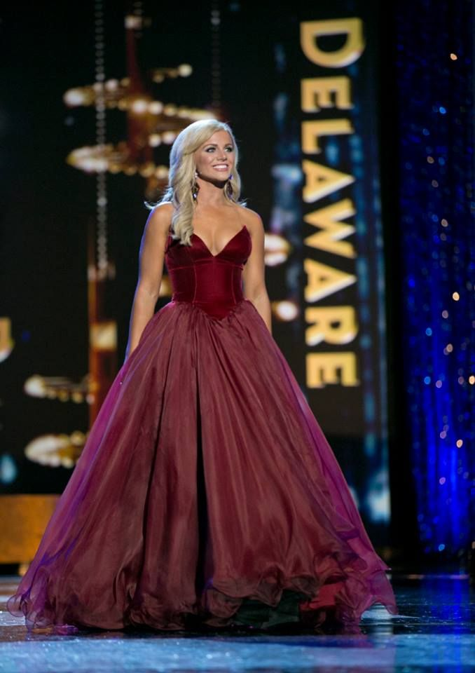 Evening Gowns Miss America