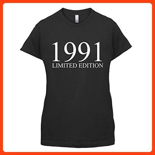 1991 Limierte Auflage / Limited Edition - 26. Geburtstag - Damen T-Shirt -