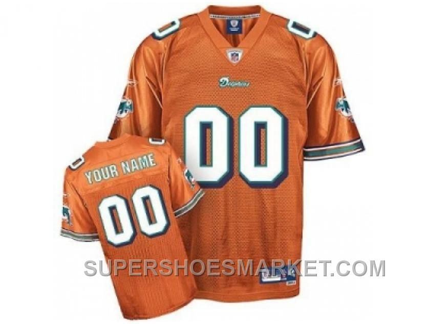 personalized miami dolphins jersey