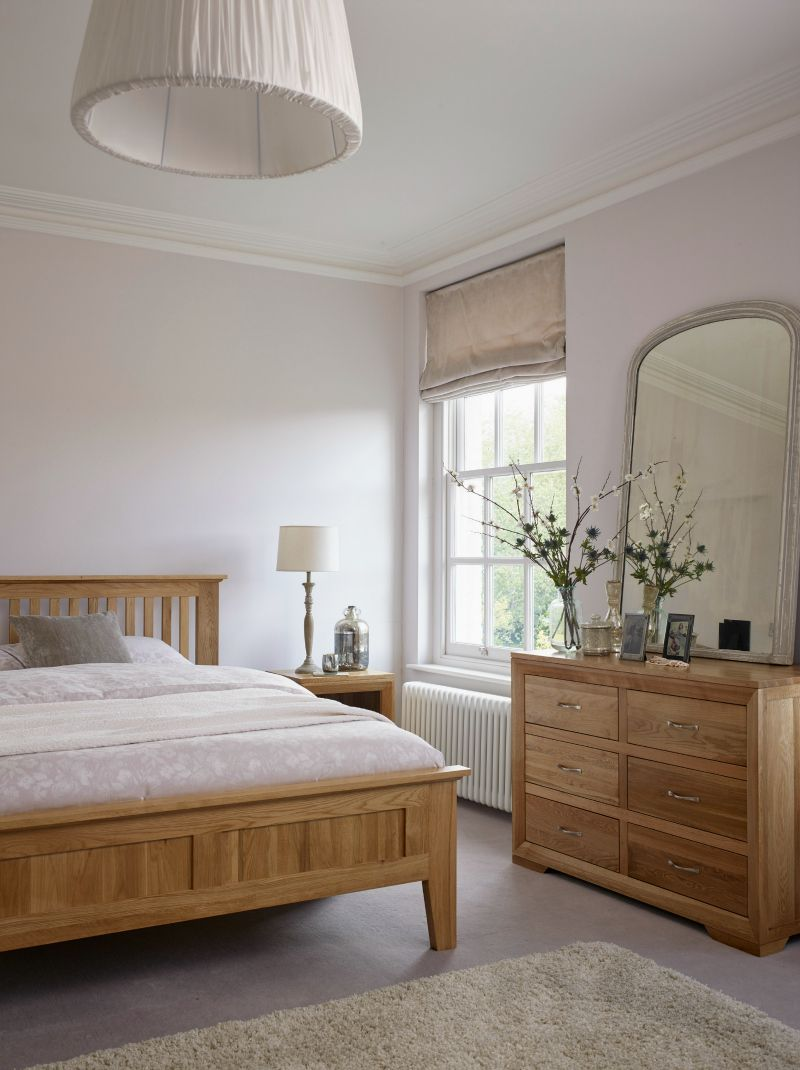 How To Style The Bevel Range By Jen Stanbrook The Oak Furniture Land Blog Oak Bedroom Furniture Rustic Bedroom Furniture Minimalist Bedroom Furniture