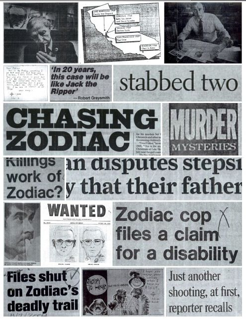 zodiac-newspaper-collagejpg (495×643) 1970s Pinterest - newspaper