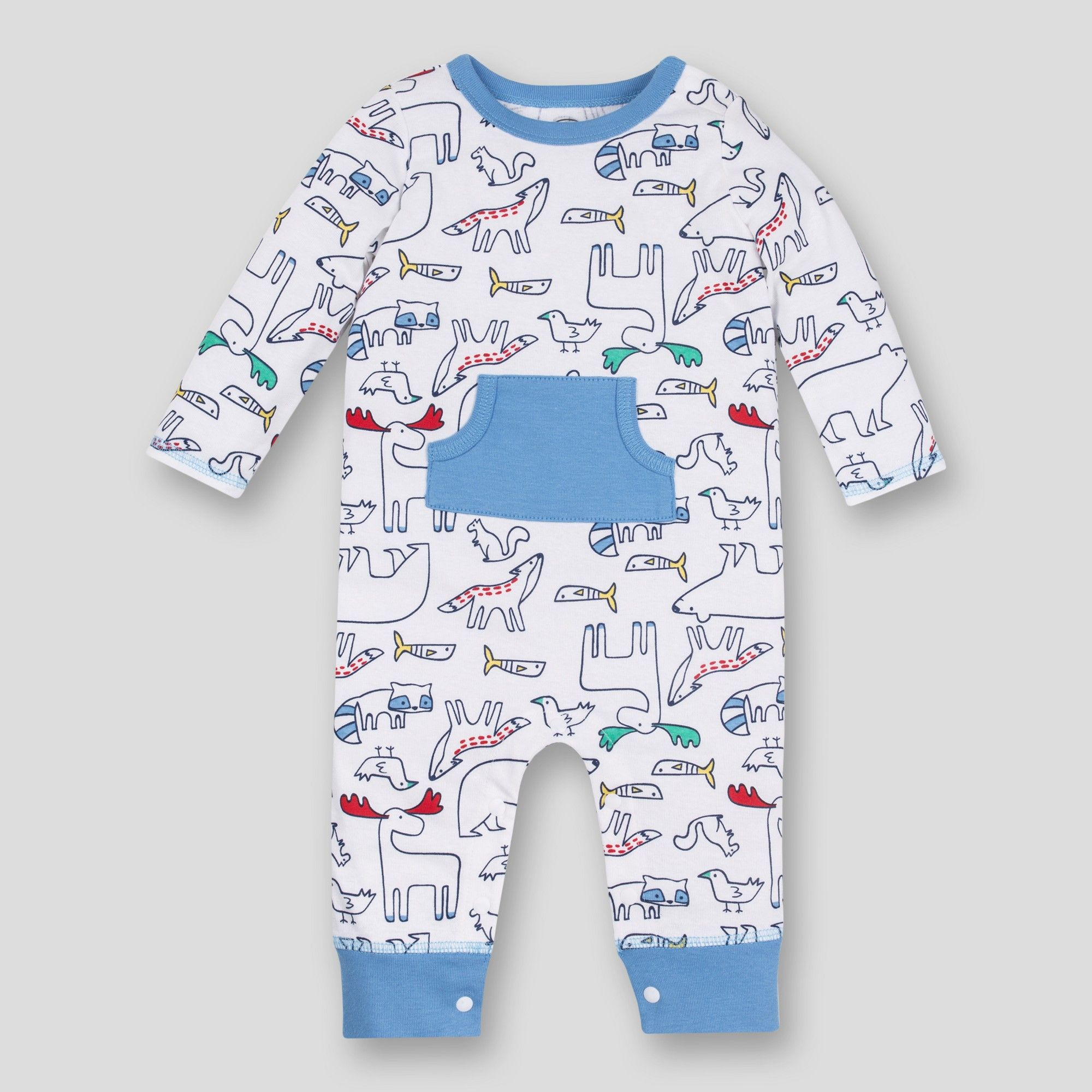 2e07afdfd Lamaze Baby Boys' Critter Romper - White 24M   Kids clothes ...