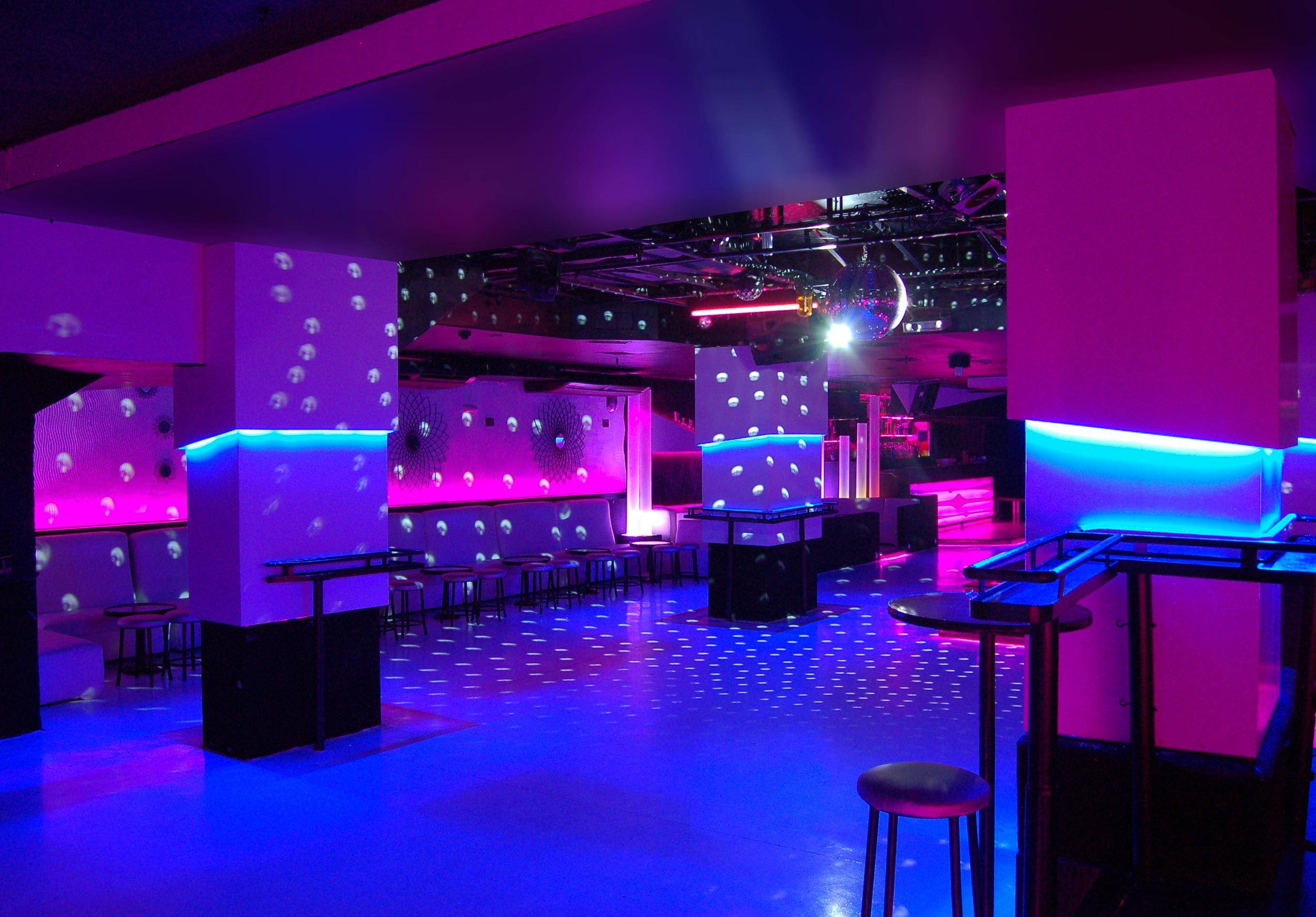 Night club interior design silvan francisco discoteca ozona vip in madrid 2014 - Discoteca ozona madrid ...