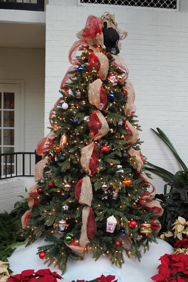 la decoracin de navidad se centra ahora toda nuestra atencin ya que se acerca la navidad - Como Adornar Un Arbol De Navidad