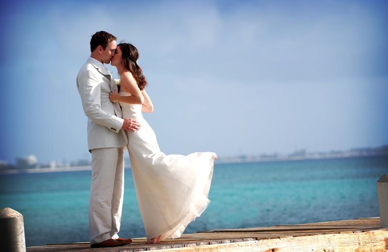 Settings Caribbean Wedding Cayman Islands