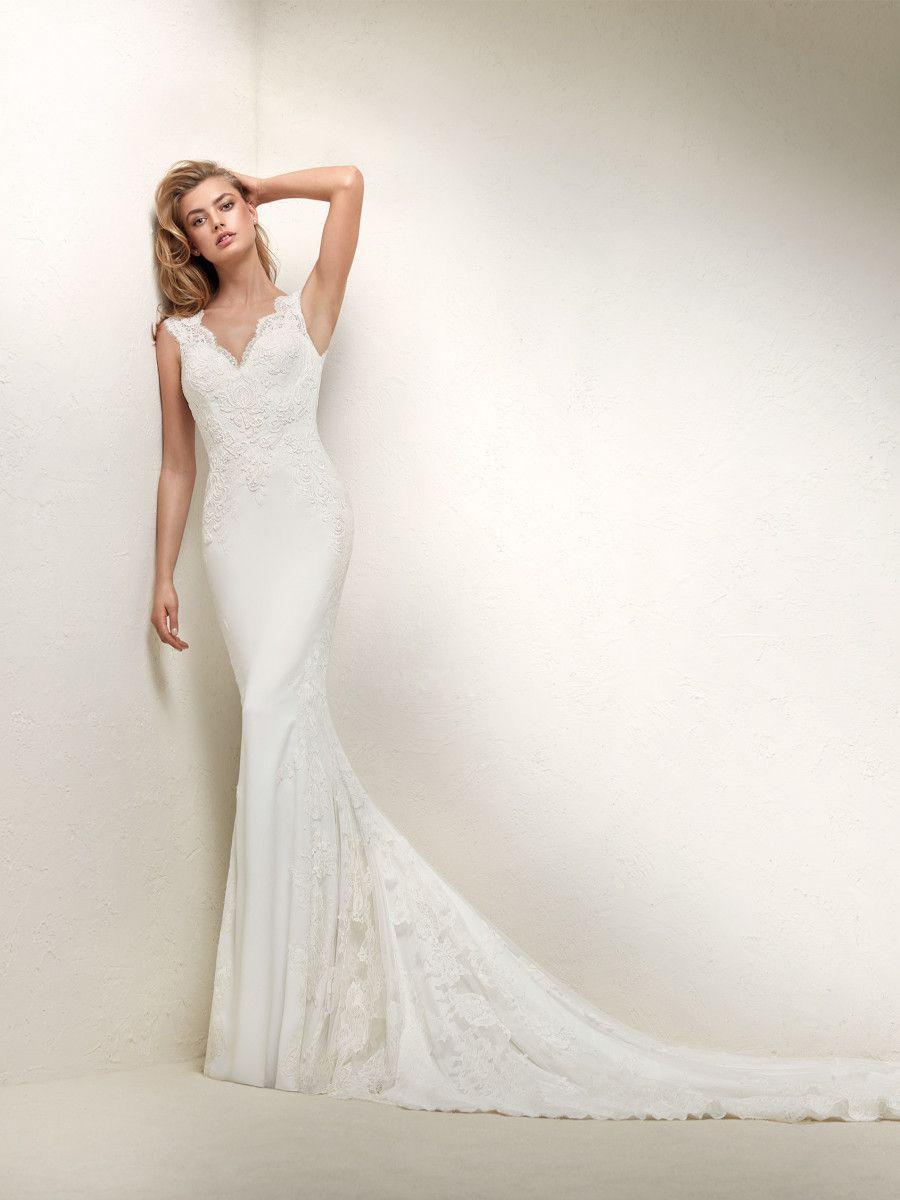 Pronovias collectiondrusila wedding gowns pinterest