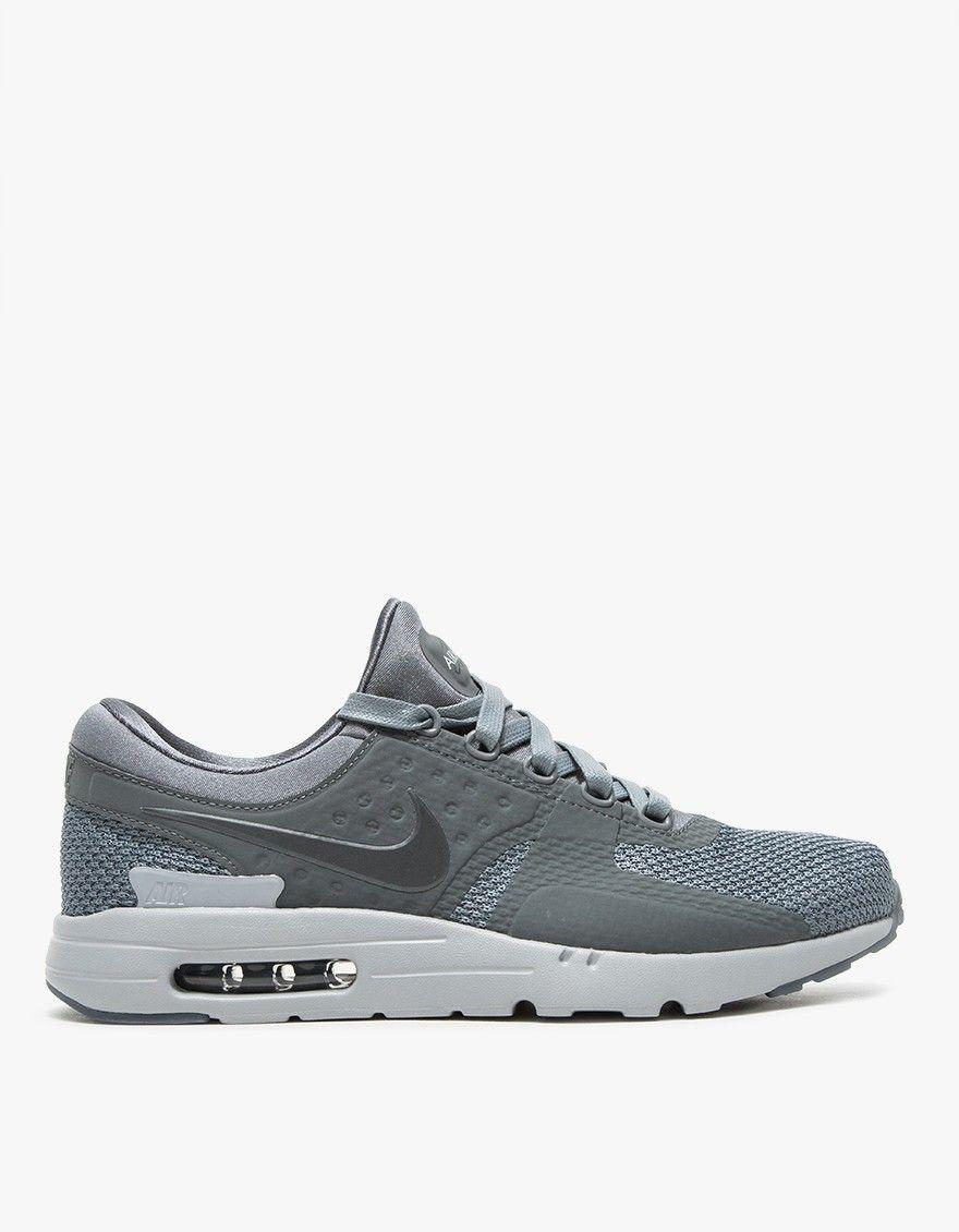 sale retailer 5edb5 71d4a Nike / Air Max Zero QS Cool Grey | mens fashion | Nike air max ...