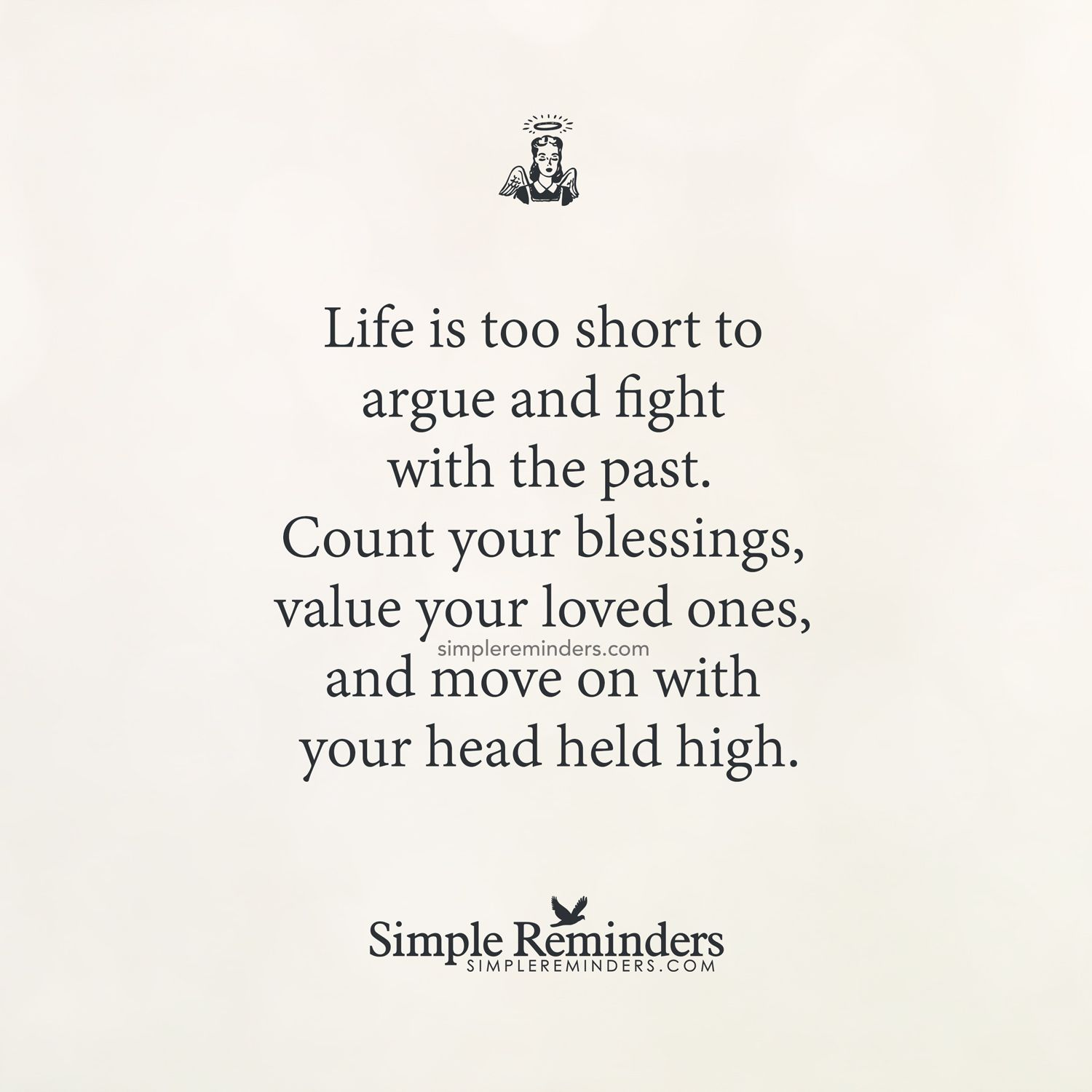 Fight For Your Love Quotes Life Is Too Short To Argue And Fight With The Pastcount Your