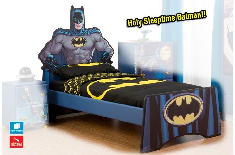Best Batman Bed Cute For A Boys Bedroom Batman Bed Batman 640 x 480