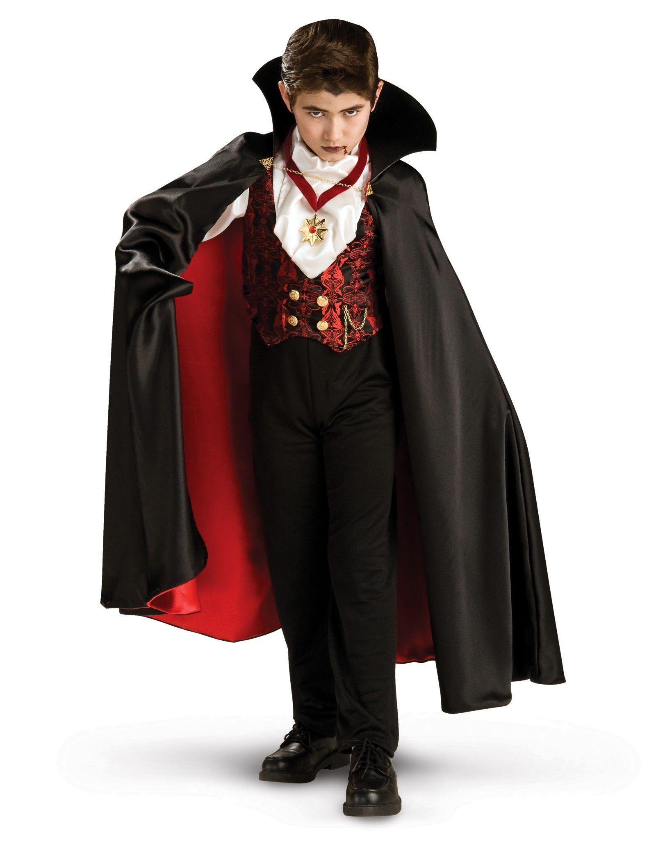 Disfraz de vampiro para Halloween Disfraz vampiro niña