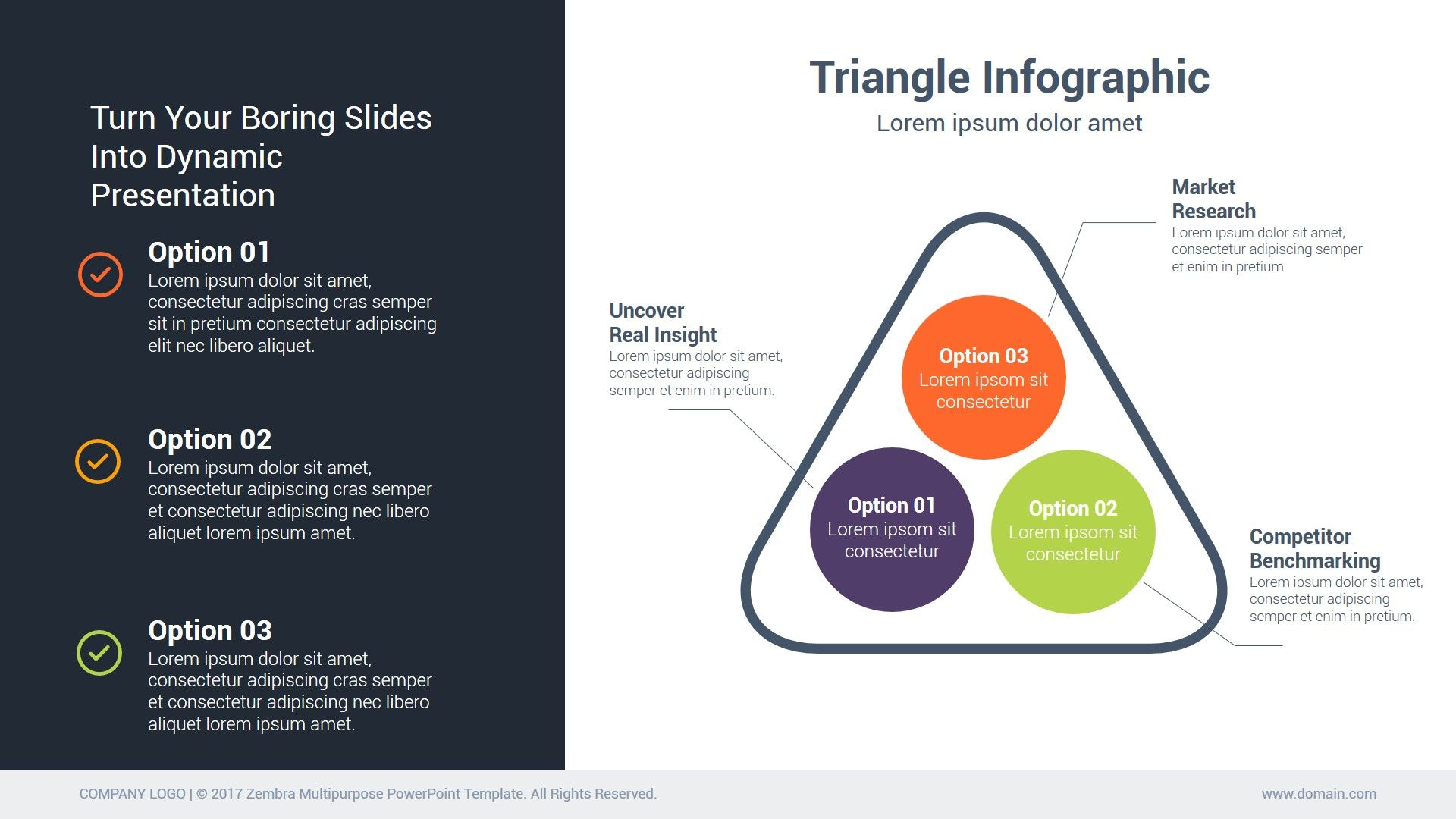 Zembra MultiPurpose PowerPoint Template Ad MultiPurpose