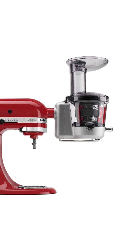 Make your favorite jam using your KitchenAid® Masticating Juicer ...