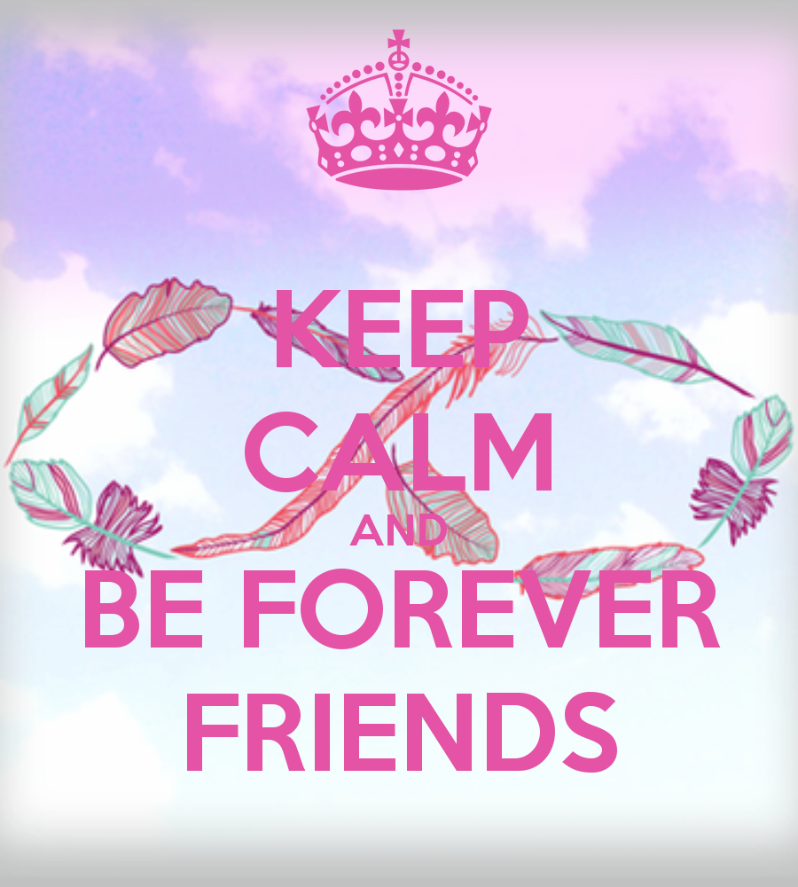 Kids Friendship Quotes: Keep Calm ~ This Is A Special Thing For My BFF