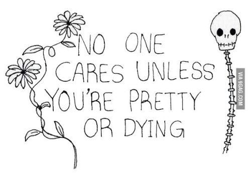 Death Suicide Depressed Quotes: Lost Pretty Death Quote Depressed Depression Suicidal