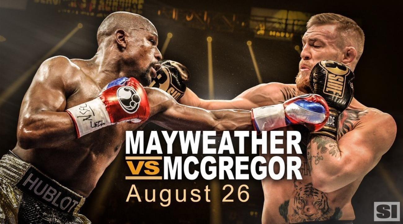 Watch Mayweather vs McGregor Live Online, Streaming Floyd