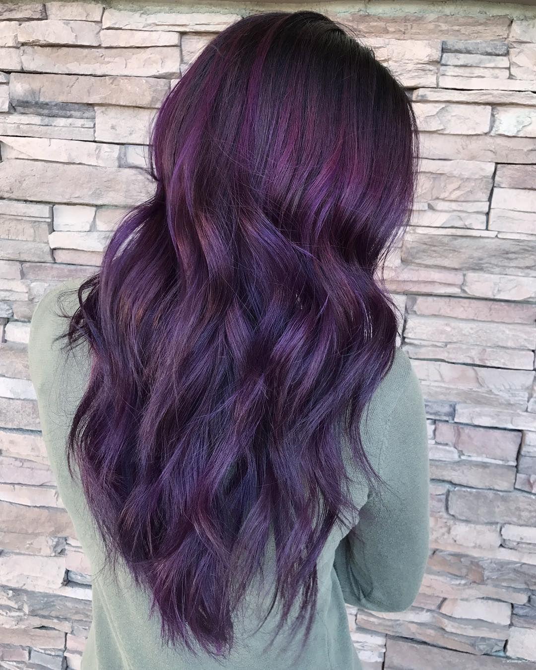 Instagram crazy colors uc pinterest instagram hair coloring