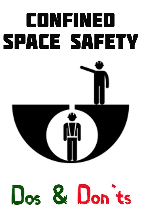 Working in Confined Space: Safety Do's and Don'ts in 2020