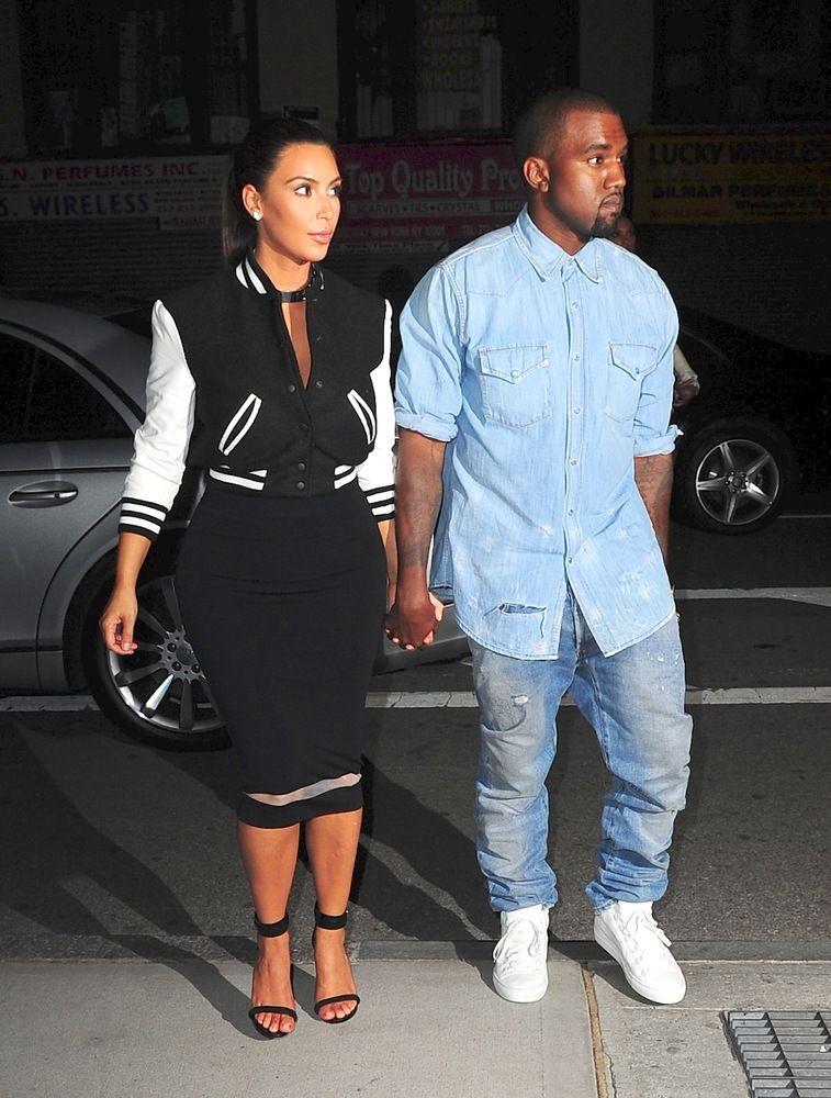 Kim Kardashian Style Evolution: From Reality TV Star To Kanye's Main Squeeze (PHOTOS)