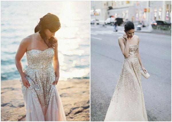 Einzigartige Brautkleider Abendkleider für die Hochzeit 2015 ...