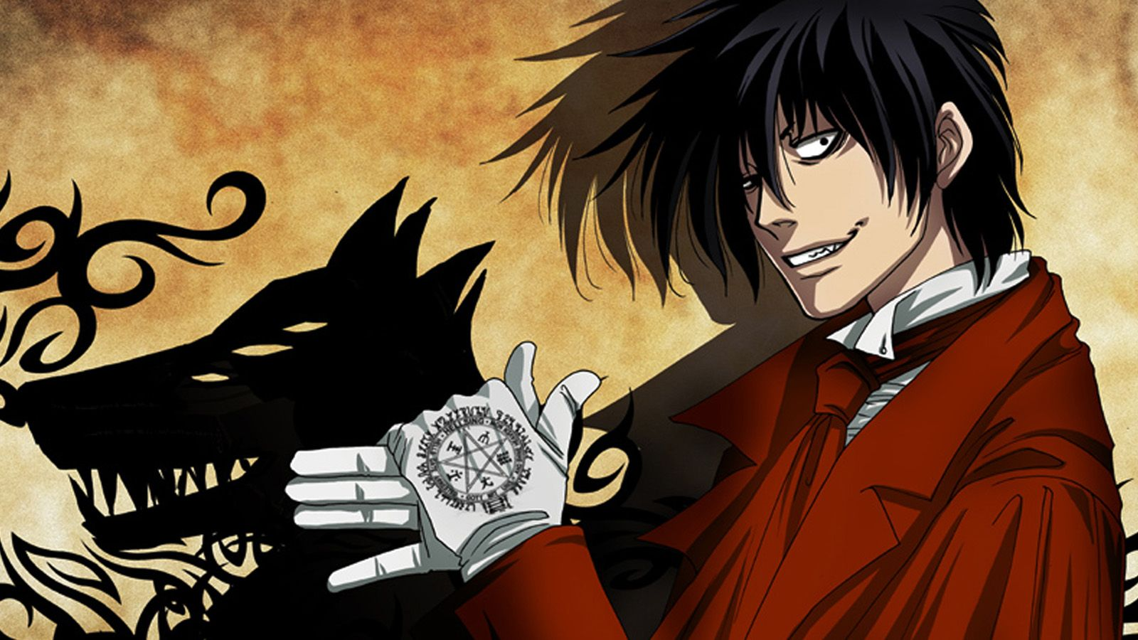 Anime Hellsing Wallpaper (avec images) Dessin animé